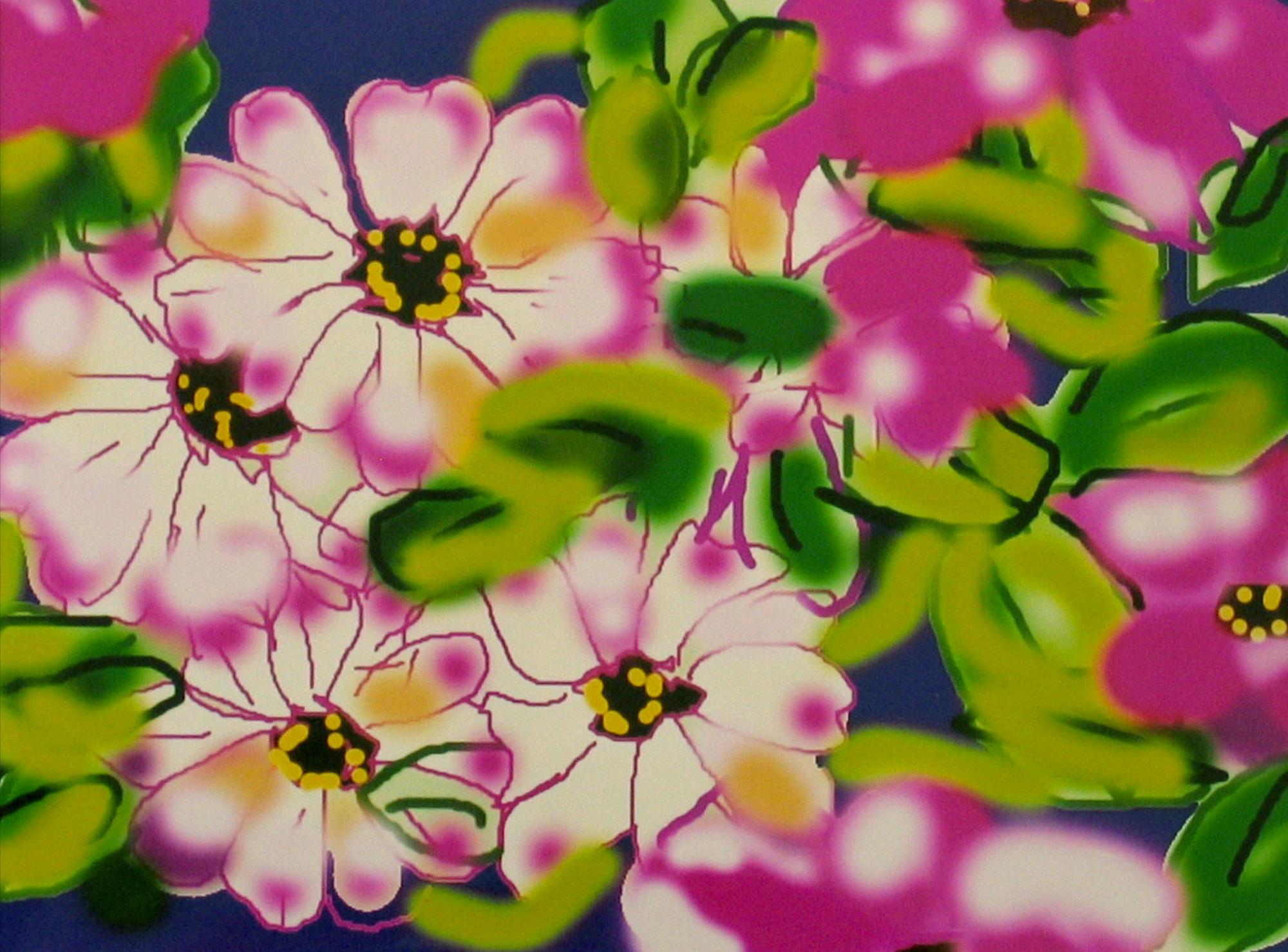 2004 - Blumen